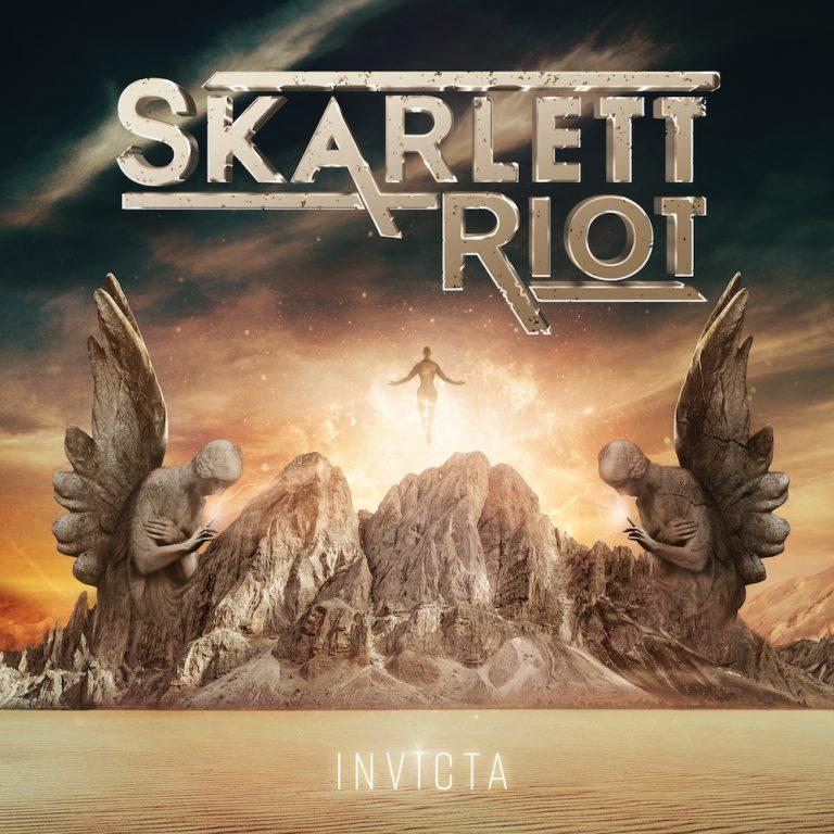 "SKARLETT RIOT (Metal Mélodique)""Invicta"" le 7 mai 2021 Aab143"
