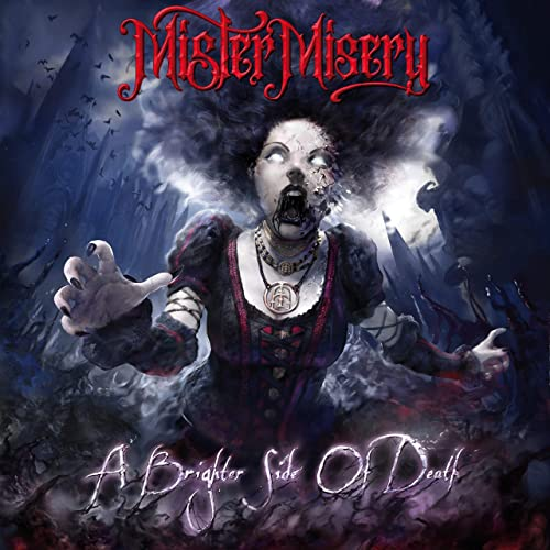 MISTER MISERY Brighter Side Of Death le 23 Avril 2021 Aab152