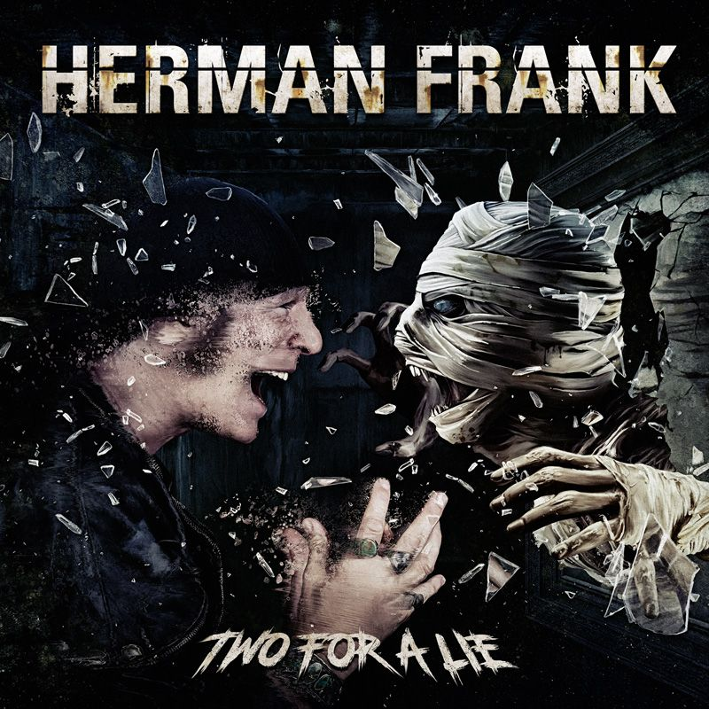 HERMAN FRANK Two For A Lie, le 21 Mai 2021 Aab162