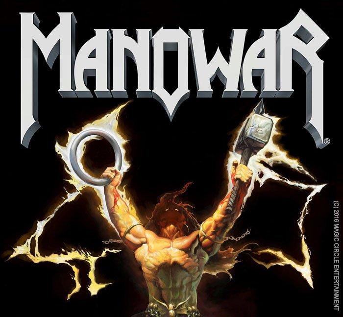 """MANOWAR """"Hell On Earth VI"""" Blu-ray, DVD Aab174"""