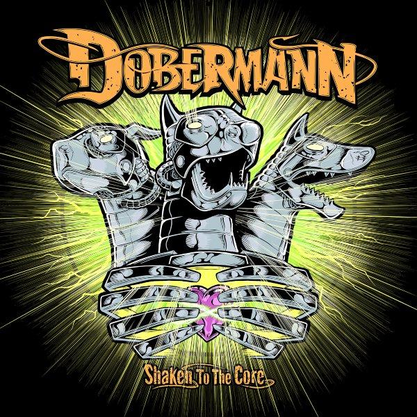 """DOBERMANN""""Shaken To The Core"""" le 11 juin 2021  Aab188"""