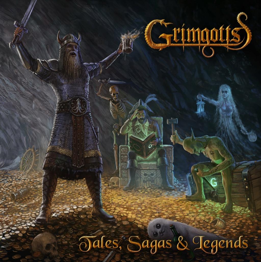 GRIMGOTTS  (Symphonic Power Metal)Tales, Sagas & Legends, en Mai 2021 Aab194