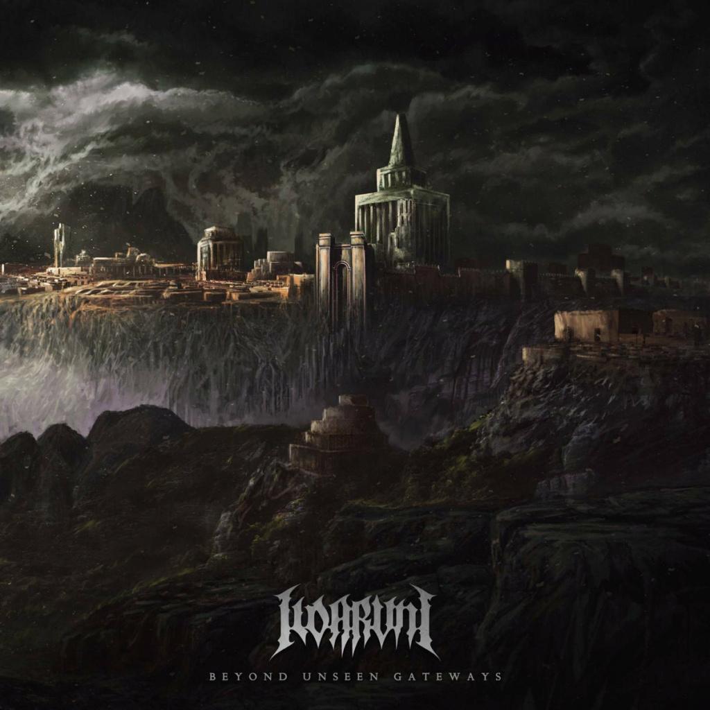 ILDARUNI(Pagan Black Metal) Beyond Unseen Gateways, le 19 Mars2021 Aab21