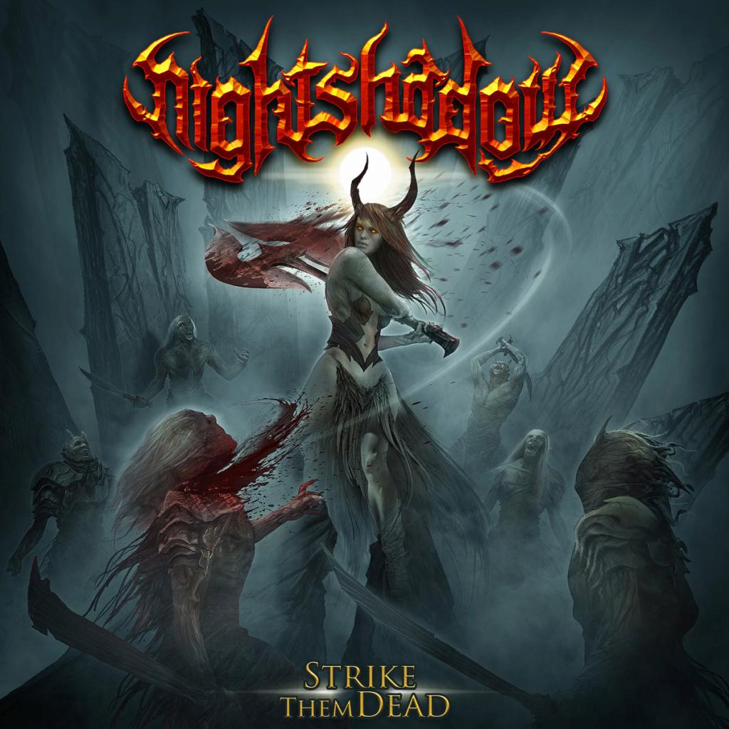 NIGHTSHADOW (Power Metal) Strike Them Dead, le 7 Mai 2021 Aab211