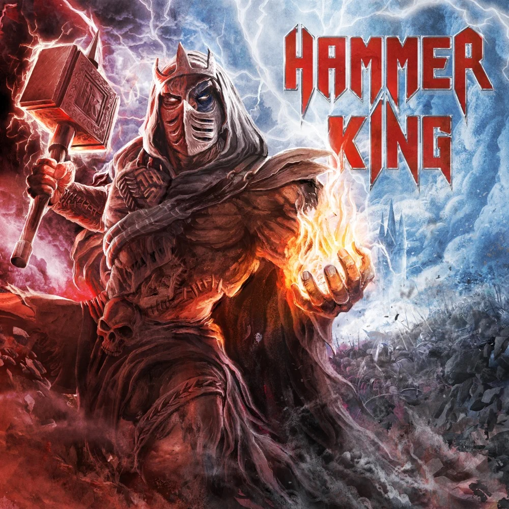 HAMMER KING (True Metal) Hammer King, le 11 Juin 2021 Aab216