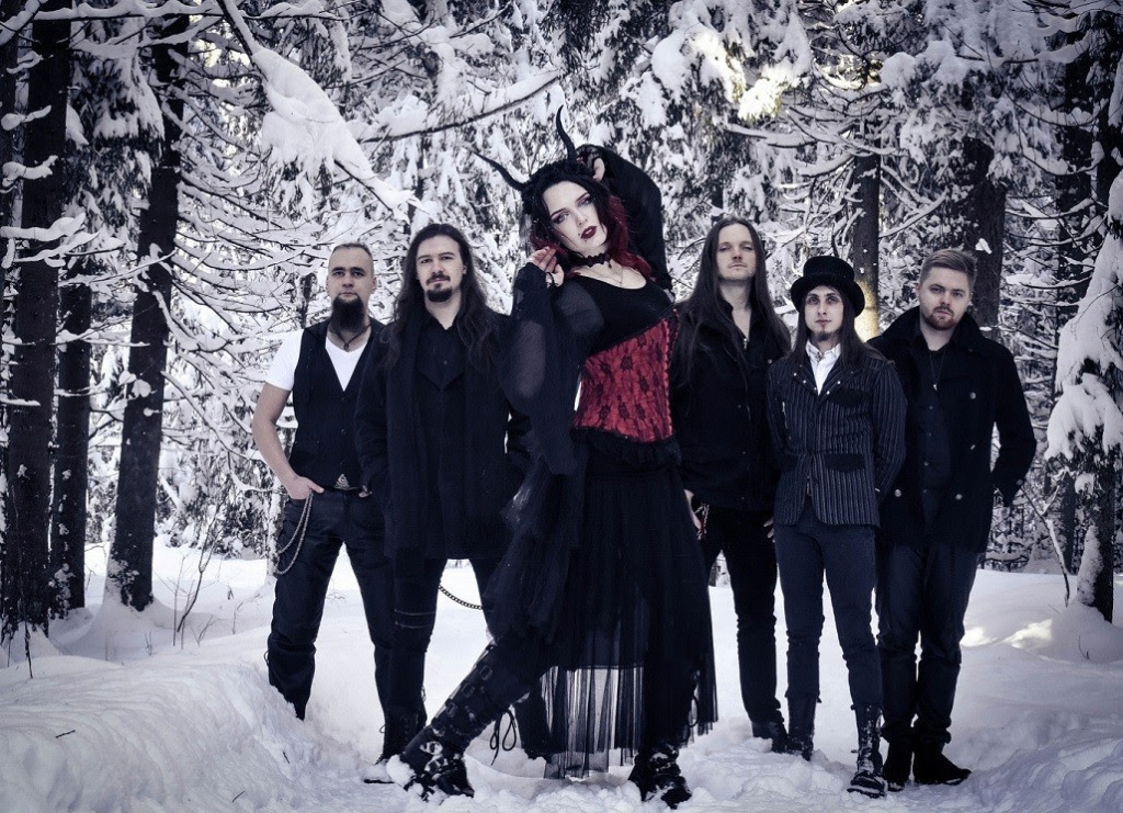 EVERLUST (Gothic Rock / Melodic Metal)Diary Of Existence le 7 Mai 2021 Aab218
