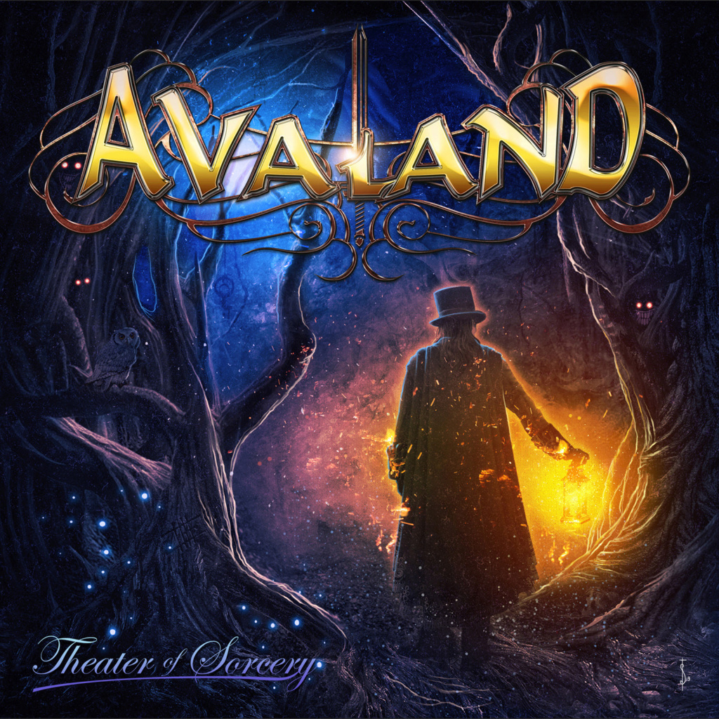 AVALAND (Metal Opera) Theater Of Sorcery le  2 Avril 2021 Aab219