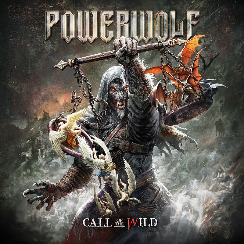 """POWERWOLF """"Call of the Wild"""" le 9 juillet 2021 Aab221"""