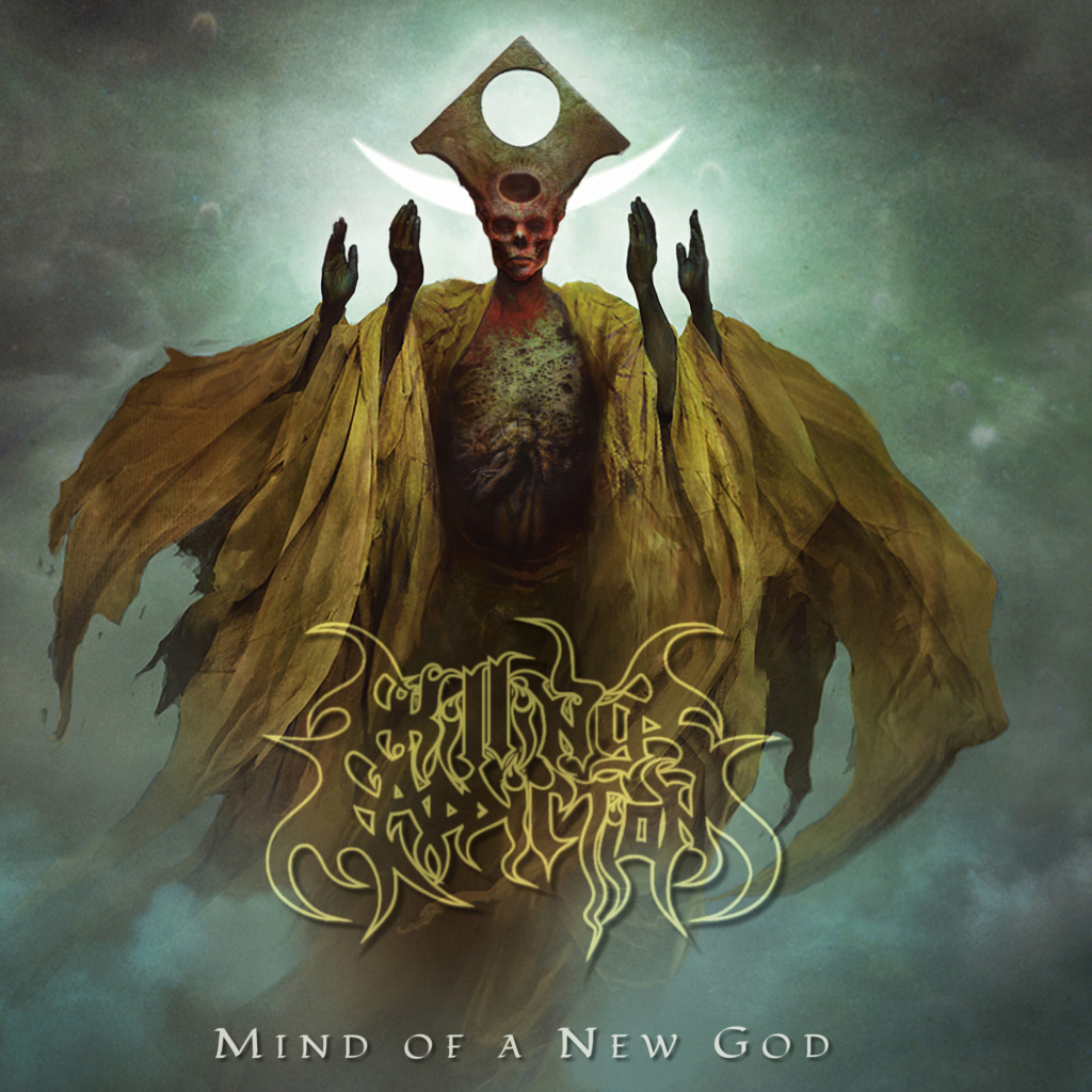 KILLING ADDICTION (Death Metal) Mind Of A New God, le 6 Avril 2021 Aab24