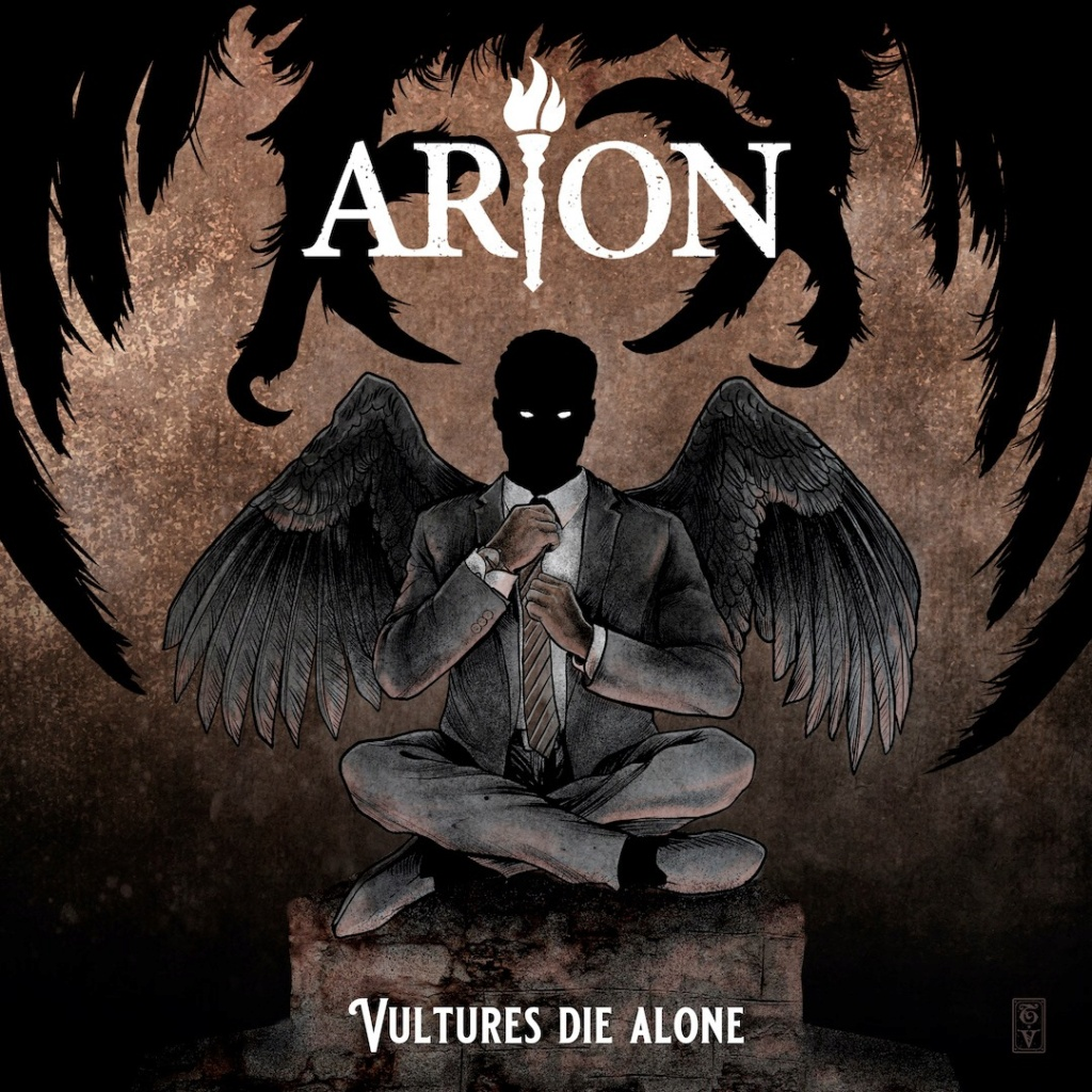 ARION  (Power Metal) Vultures Die Alone, le 9 Avril 2021 Aab25