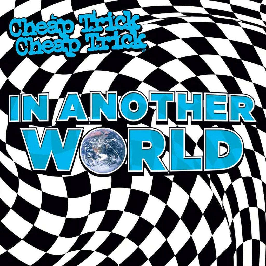 "CHEAP TRICK ""In Another World""leur 20e album studio Aab55"