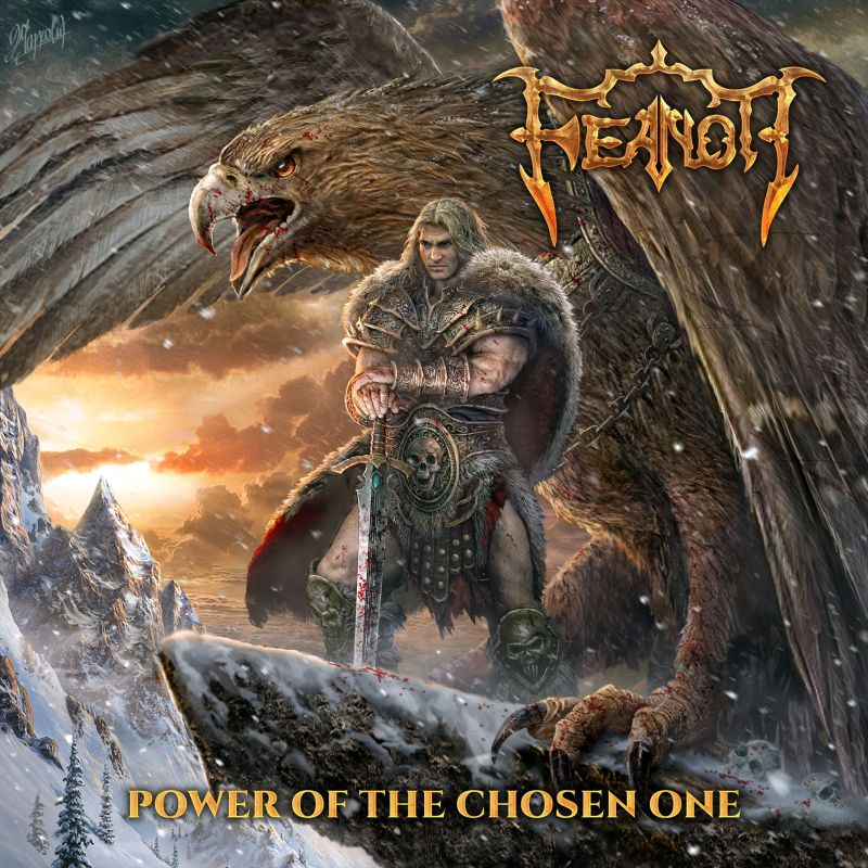 """FEANOR """"Power Of The Chosen One"""" le 23 avril 2021 Aab56"""