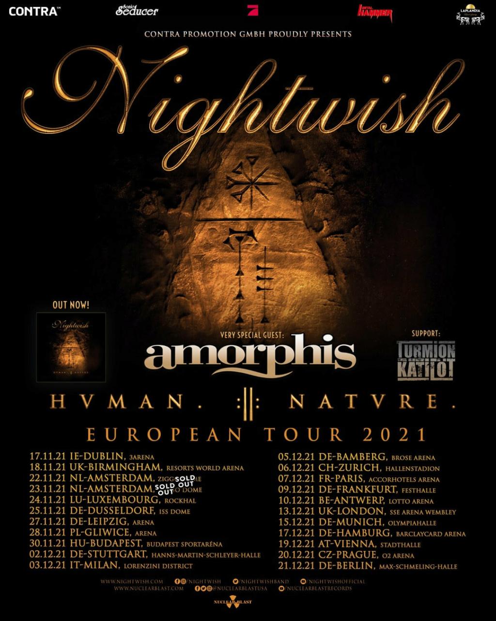 Nightwish : Report de la tournée européenne Aab64