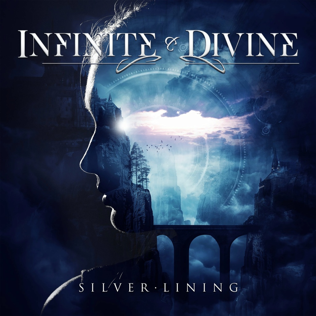 INFINITE & DIVINE  (Melodic Hard Rock) Silver Lining, le 9 Avril 2021  Aab67