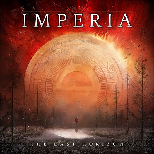IMPERIA  (Symphonic Metal) The Last Horizon, le 26 Mars 2021 Aab72