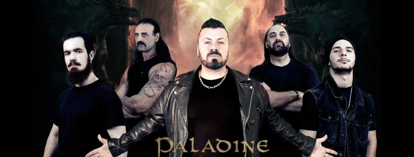 PALADINE  (Epic Heavy Metal) Entering The Abyss, le 26 Mars 2021 Aab75