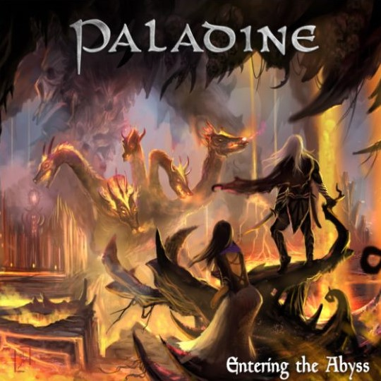 PALADINE  (Epic Heavy Metal) Entering The Abyss, le 26 Mars 2021 Aab76