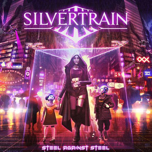 SILVERTRAIN 'Steel Against Steel', le 21 février 2021 Aab84