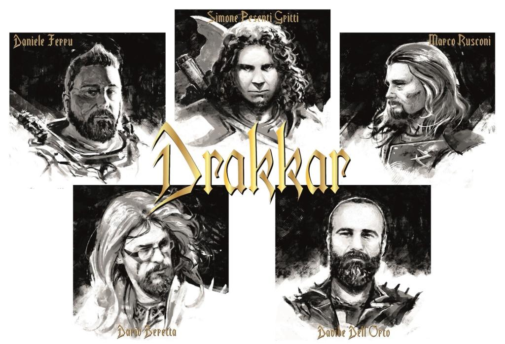 DRAKKAR(Power Metal)  Chaos Lord, le 26 Mars2021 Aab98
