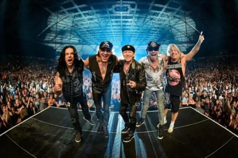 Scorpions a été contraint d'abandonner son projet de travailler avec le producteur Greg Fidelman sur son nouvel album Aab_we29
