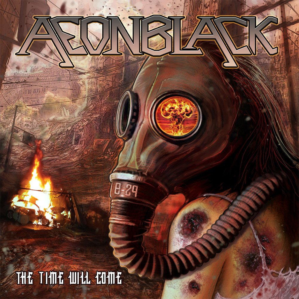 AEONBLACK (Heavy/Power Metal)  The Time Will Come, le 26 Février 2021 Aac14