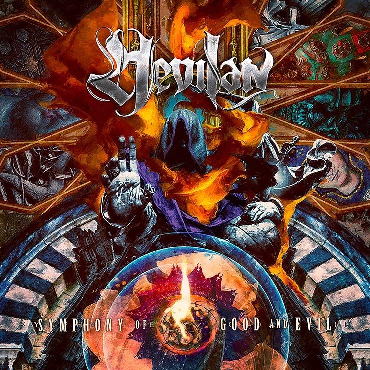 HEVILAN (Heavy Metal) Symphony Of Good And Evil, le 19 Mar 2021s Aac21