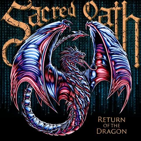 SACRED OATH (Power Thrash) Return Of The Dragon, le 2 Avril 2021 Aac24