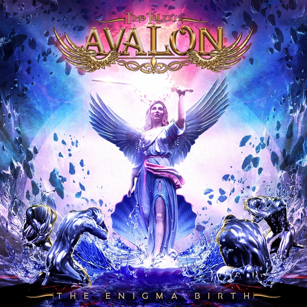 TIMO TOLKKI'S AVALON...The Enigma Birth, le 18 Juin 2021 Aac38