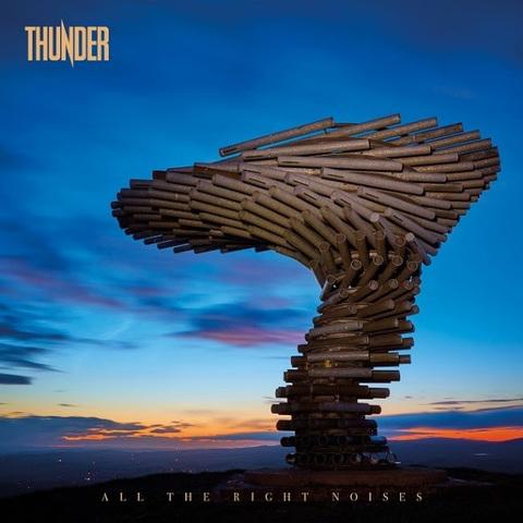 "Thunder  ""All The Right Noises"" – le 12 mars 2021 Ac103"