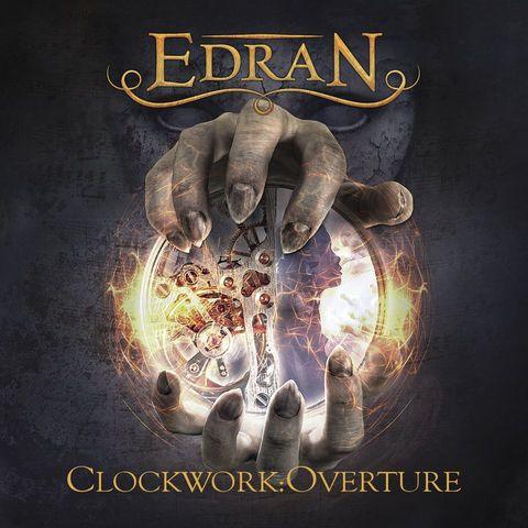 """EDRAN  """" Clockwork: Overture """"  le 10 Décembre 2020 Ac127"""