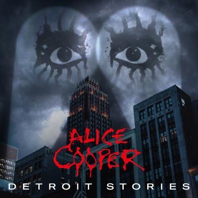 """ALICE COOPER  """" Detroit Stories """"  le 26 février 2021  Ac131"""