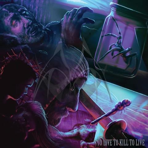 "MANTICORA"" To Live To Kill To Live ""  sorti le 28 Août dernier Ac133"