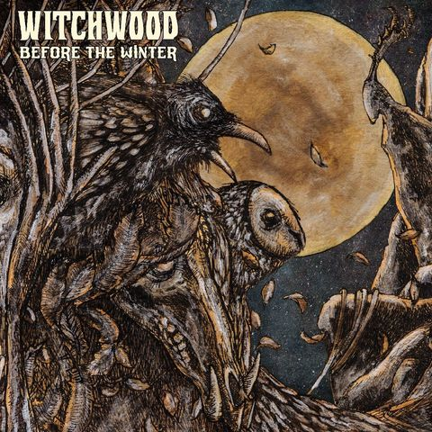 """WITCHWOOD """" Before The Winter"""" le 20 Novembre 2020 Ac134"""