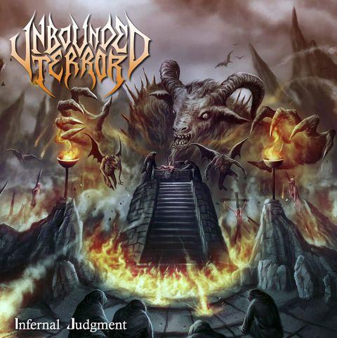 "UNBOUNDED TERROR (Death Metal) "" Infernal Judgment ""  le 19 Janvier 2021  Ac137"