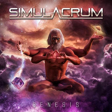 """SIMULACRUM  """"  Genesis """"  le 12 Février 2021 Ac139"""