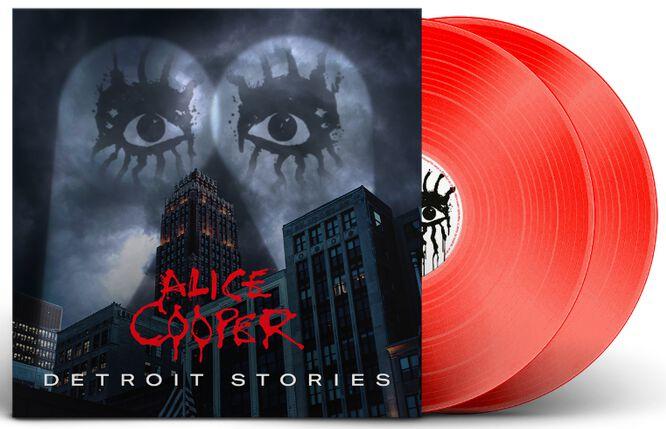 """ALICE COOPER  """" Detroit Stories """"  le 26 février 2021  Ac142"""
