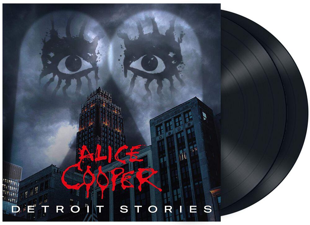 """ALICE COOPER  """" Detroit Stories """"  le 26 février 2021  Ac144"""