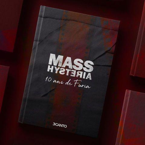 MASS HYSTERIA Un livre, intitulé Mass Hysteria 7 decembre 2020 Ac163