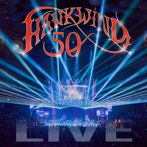 HAWKWIND (Space Rock) 50th Anniversary Live, le 4 Décembre2020 Ac171