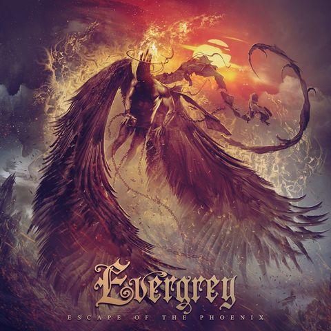 """Evergrey  (Progressive Metal) """"Escape Of The Phoenix"""" le 26 février 2021 et le single le 4 decembre 2020 Ac196"""