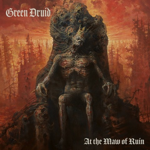 GREEN DRUID (Psychedelic Stoner/Doom Metal)At The Maw Of Ruin,  le 4 Décembre 2020 Ac199