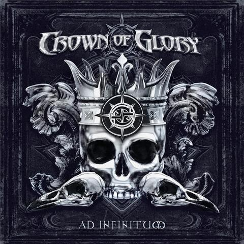 CROWN OF GLORY (Melodic Metal)Ad Infinitum, sorti le 11 Septembre dernier  Ac203