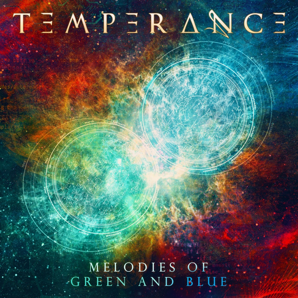 TEMPERANCE (Melodic Symphonic Metal)Melodies Of Green And Blue, le 19 Février 2021 Ac204