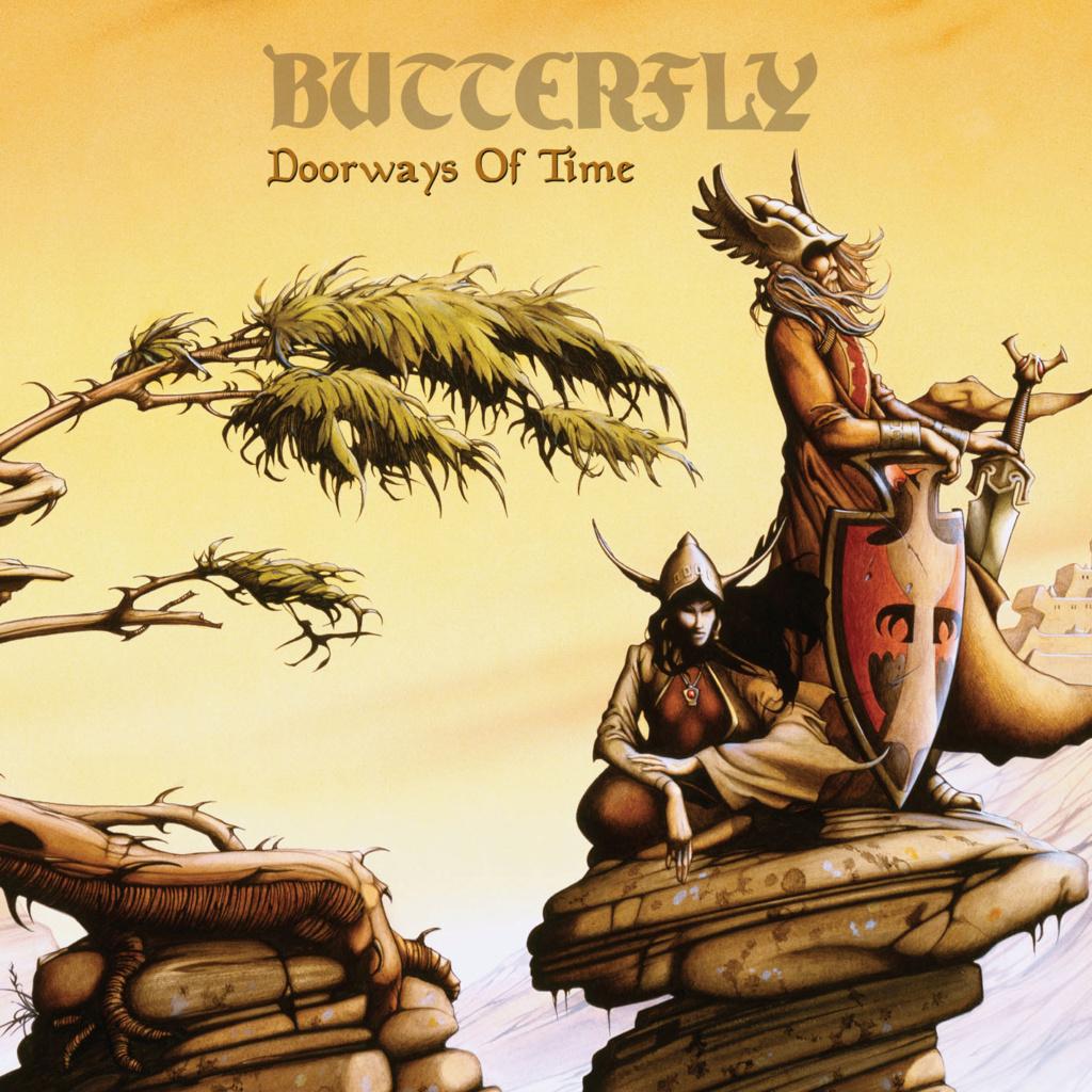 BUTTERFLY (Heavy Metal) Doorways Of Time, le 5 Mars 2021.  Ac205