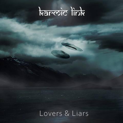 """KARMIC LINK (Dark Metal)nouveau single """"Lovers & Liars"""" sorti le  8 Décembre 2020 Ac212"""