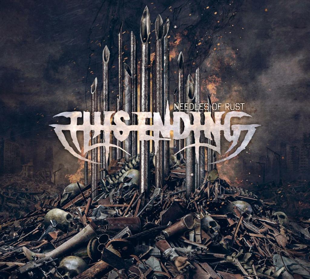 THIS ENDING (Melodic Death Metal) intitulé Needles Of Rust, au printemps 2021  Ac213