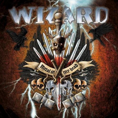 WIZARD  (Heavy Metal) Metal In My Head, le 19 Février 2021 Ac221