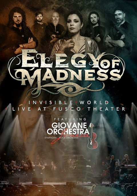 ELEGY OF MADNESS  (Symphonic Metal)Live At Fusco Theater, le 29 Janvier 2021  Ac223