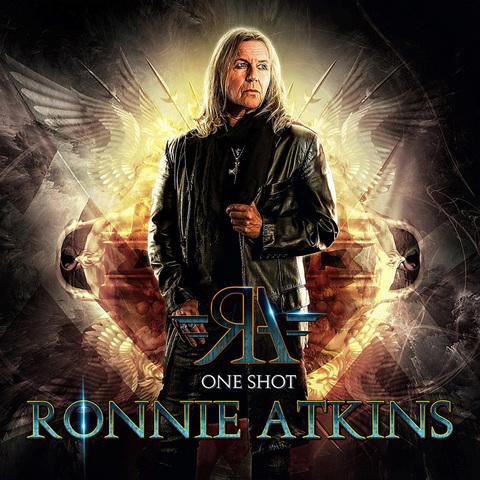 RONNIE ATKINS One Shot (2021) Hard/Heavy Danemark Ac224