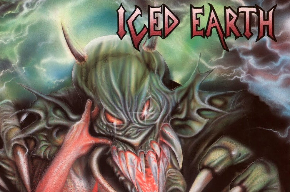 ICED EARTH  30th Anniversary de leur...... Ac37